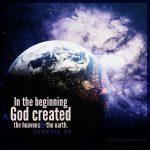 Gen 1:1   scripture pictures @ alittleperspective.com