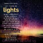Gen 1:14-15   alittleperspective.com
