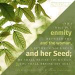 Gen 3:15 | scripture pictures @ alittleperspective.com